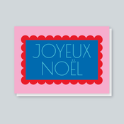 Image of Joyeux Noel card