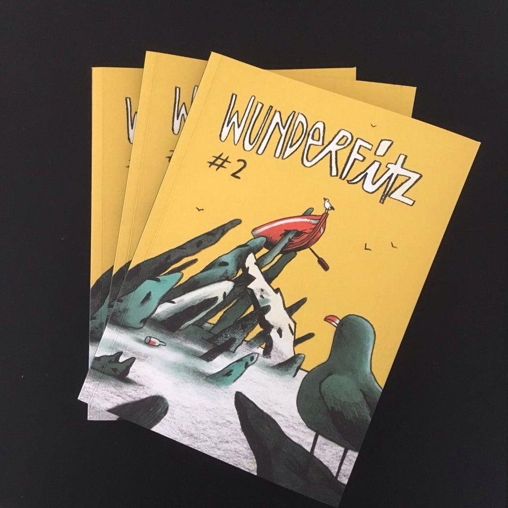 Image of Wunderfitz Magazine #2