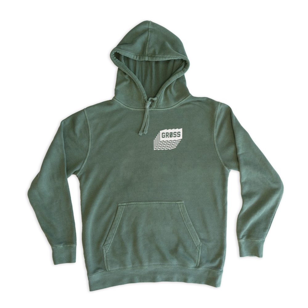 Image of TREE Pigment Dyed Hoodie