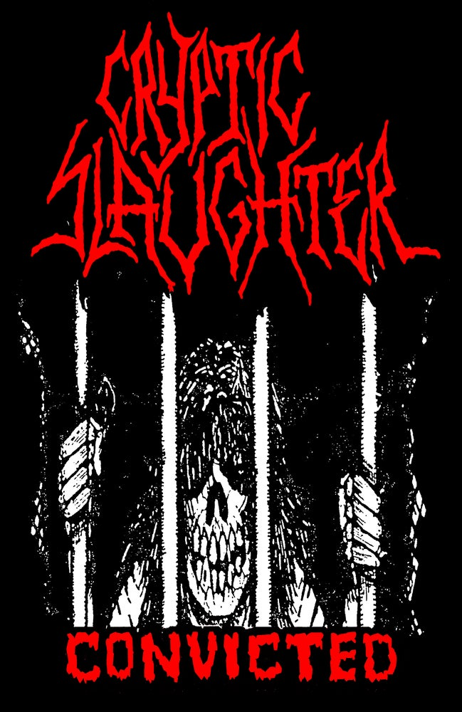 """Image of CRYPTIC SLAUGHTER-""""CONVICTED"""""""
