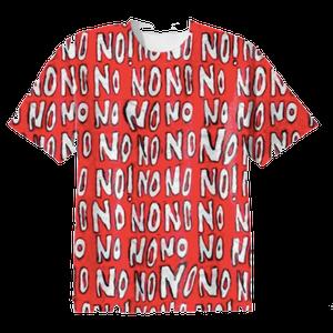 Image of No! Tshirt
