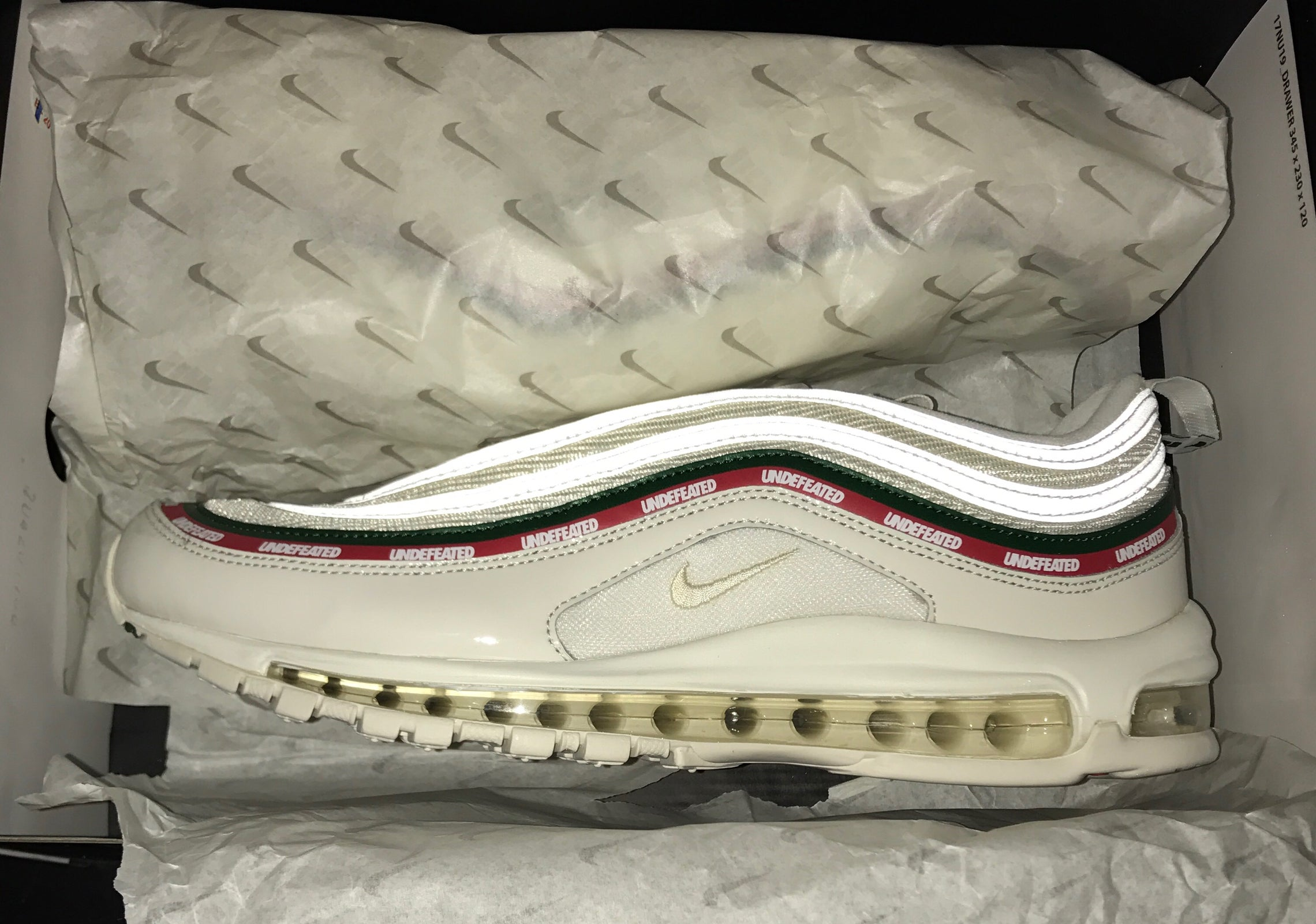 Cheap Air max 97 undefeated Australia Free Local Classifieds