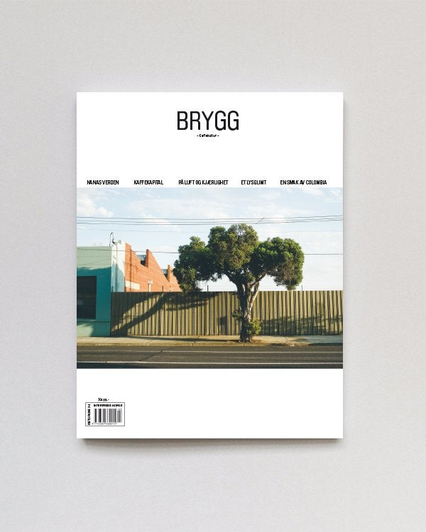 Image of BRYGG Magazine 03/15