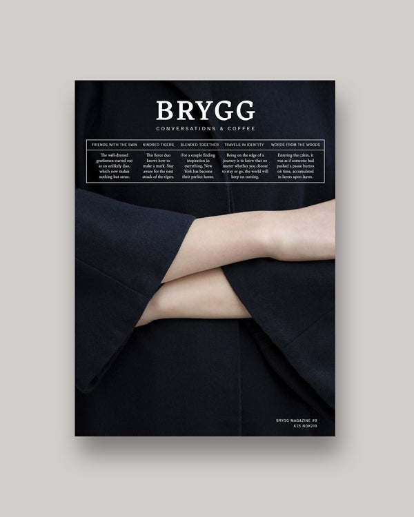Image of Brygg Magazine #9