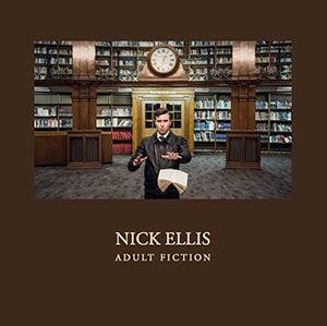 Image of NICK ELLIS - ADULT FICTION - LP PRE ORDER