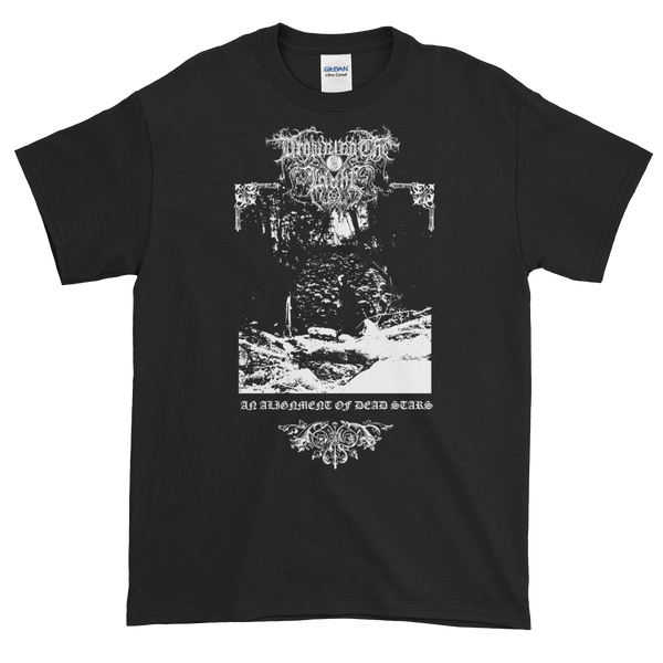 "Image of Drowning the Light - ""An Alignment of Dead Stars"" shirt"
