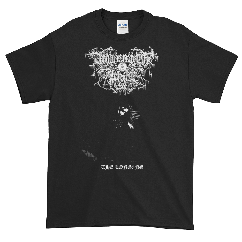 """Image of Drowning the Light - """"The Longing"""" shirt"""