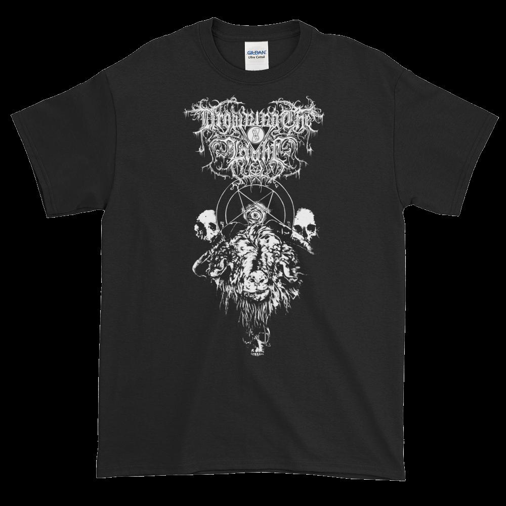 "Image of Drowning the Light - ""Baphomet"" shirt"