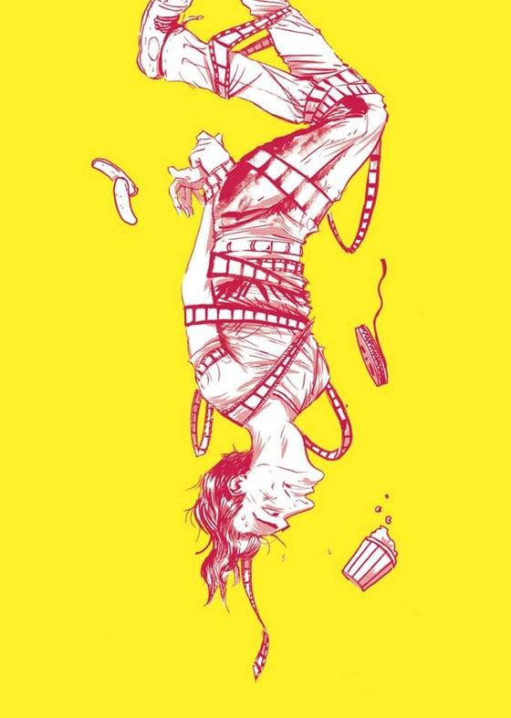 Image of REEL LOVE Print