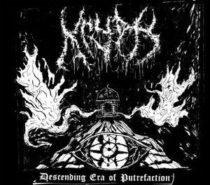Image of Descending Era of Putrefaction CD