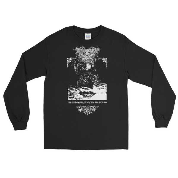 "Image of Drowning the Light - ""An Alignment of Dead Stars"" long sleeve shirt"
