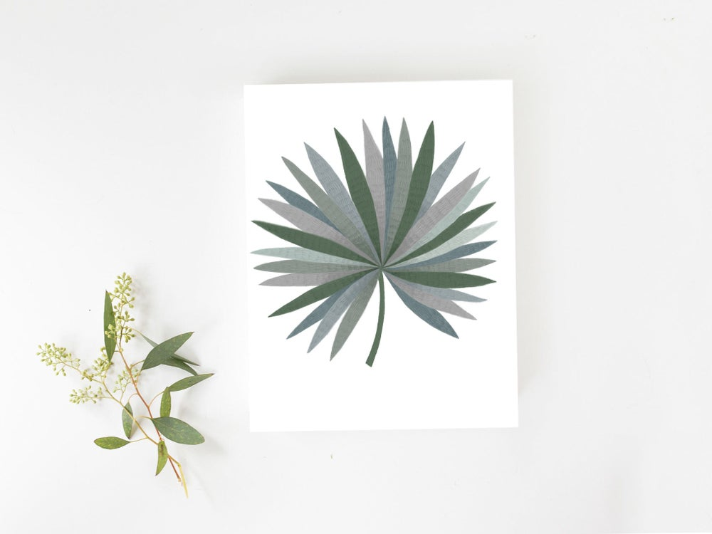Image of Affiche Palm A3 / Palm A3 poster