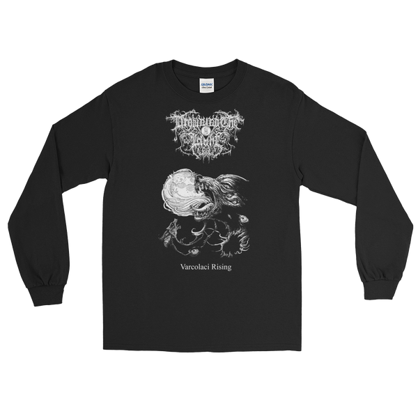 "Image of Drowning the Light - ""Varcolaci Rising"" long sleeve shirt"