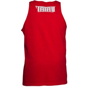 Image of Tatau All Over Red Tank