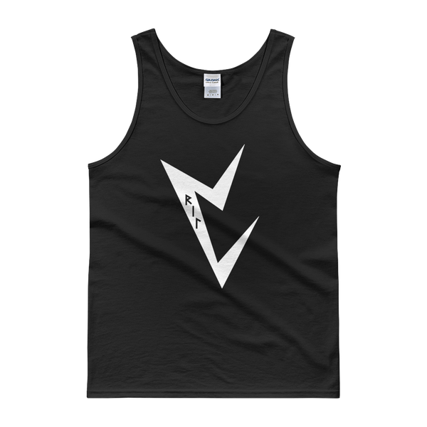 Image of VRIL logo black tank top