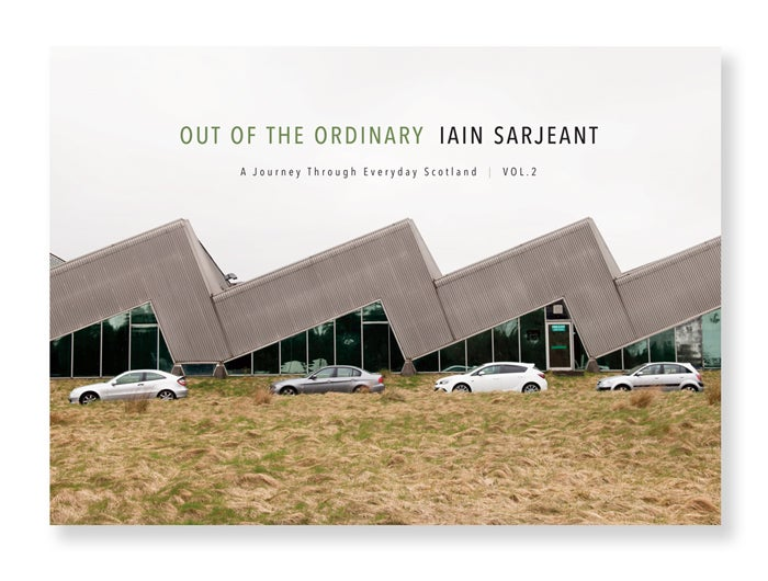 Image of Iain Sarjeant - Out of the Ordinary Vol.2