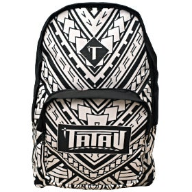 Image of Tatau White/Black Sport Backpack