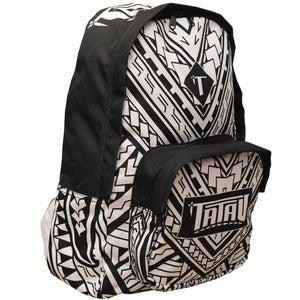 Image of Tatau White/Black Sport Backpack