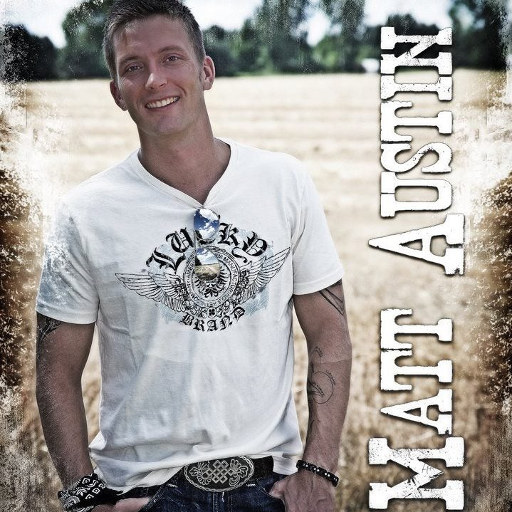 Image of Matt Austin EP autographed
