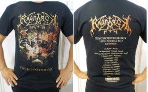 "Image of RAGNAROK ""Psychopathology"" tour 2017"
