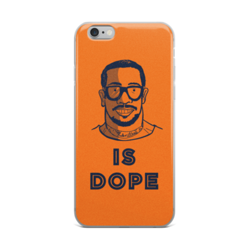 Image of Is Dope iPhone Case