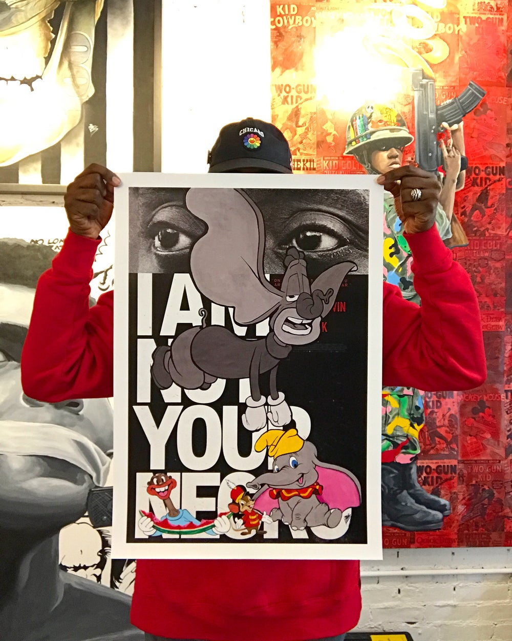 Image of I'm Not Your Negro - Limited Edition print of 44