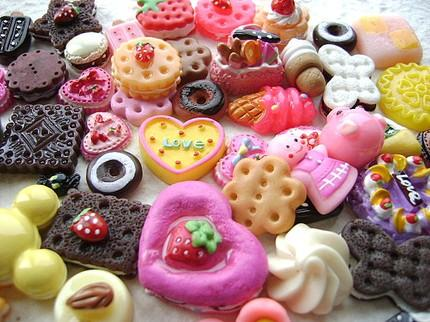 Image of Candy Cabochones