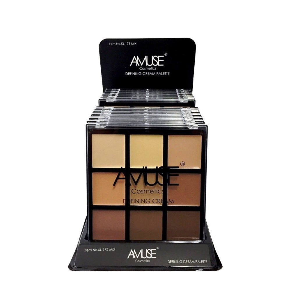 Image of Amuse Cream Contour Palette