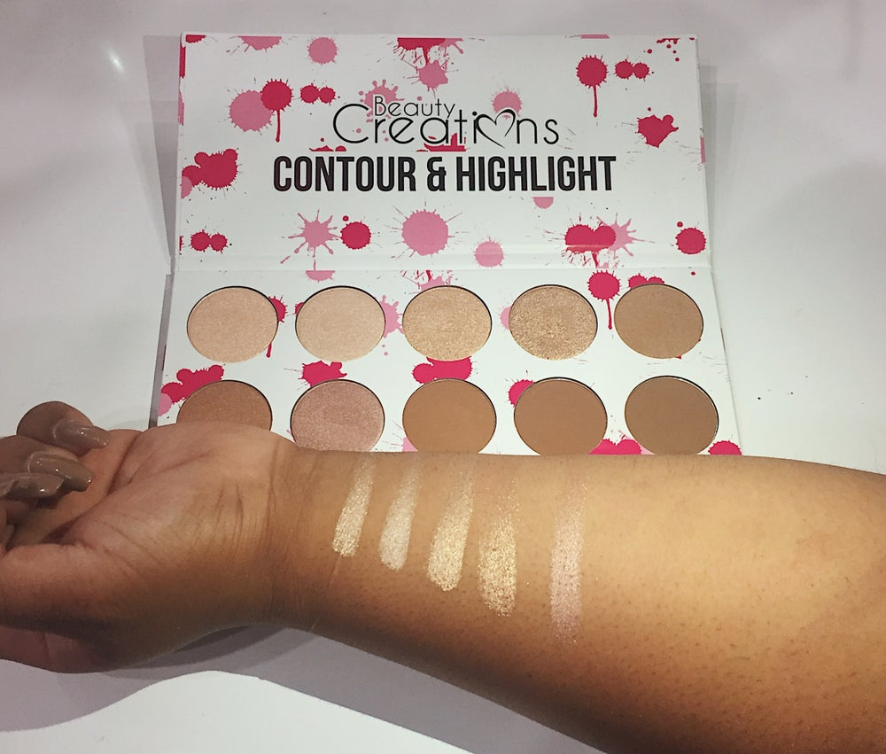 Image of Contour& Highlight Palette