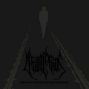 """Image of DEINONYCHUS """"Ode To Acts Of Murder, Dystopia And Suicide"""" digiCD (PRE-ORDER NOW!!!)"""
