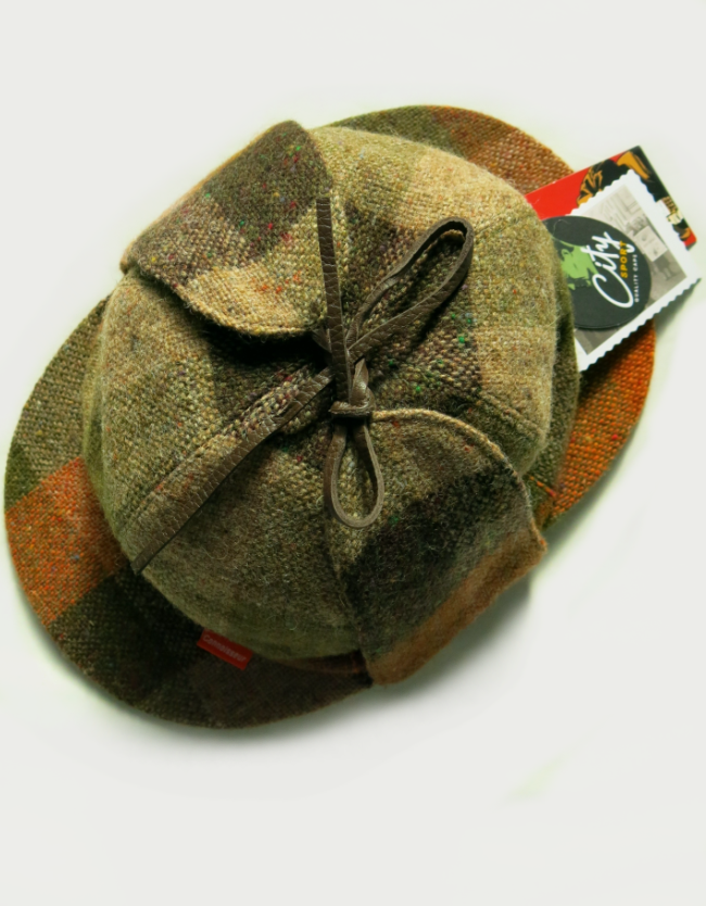 Image of 'SHERLOCK' HAT #5