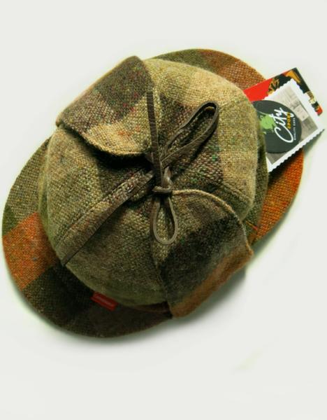 Image of 'SHERLOCK' HAT #5