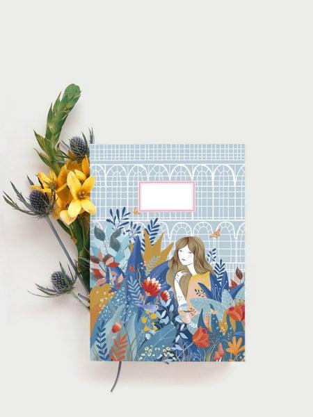 Image of Cuaderno Jardín Botánico