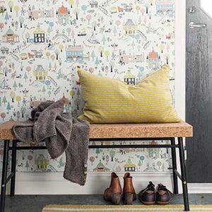 Image of Papel pintado GÅRDA_Arkiv Engblad