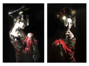 Image of 'The Dream' and 'Peace' - Limited edition print