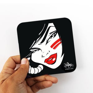 "Image of 4"" Vinyl Sticker"