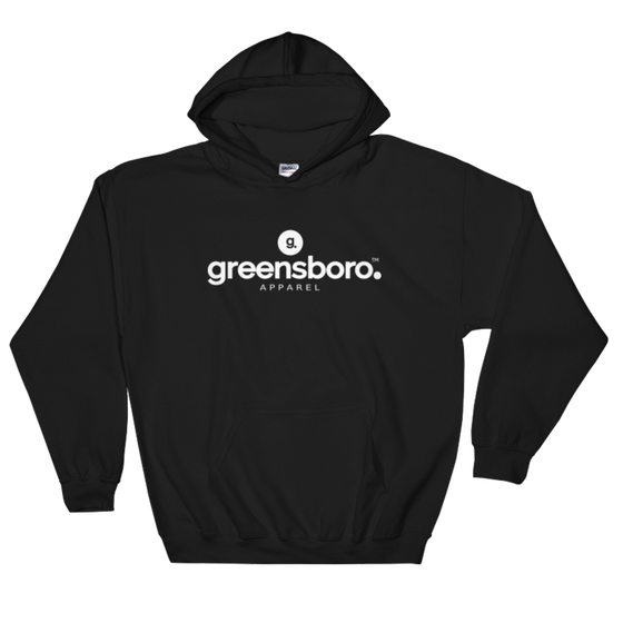 Image of Greensboro Apparel Logo Hoodie