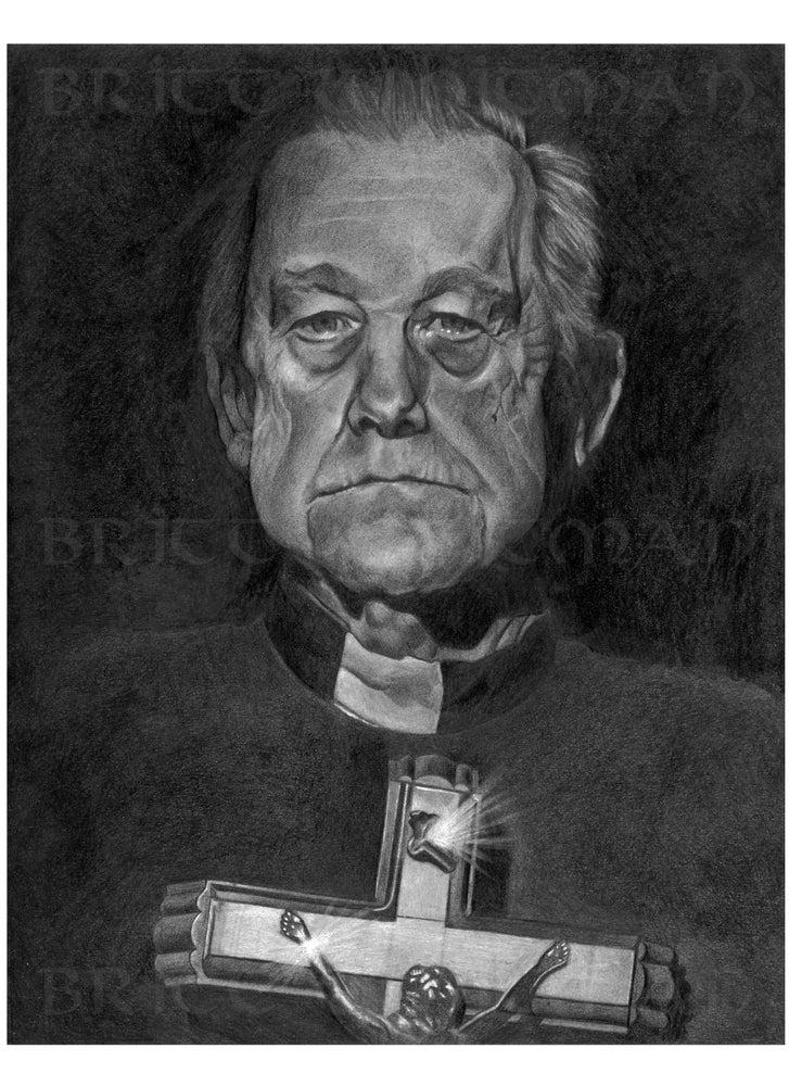 """Image of Britt Whitman """"Priest"""""""