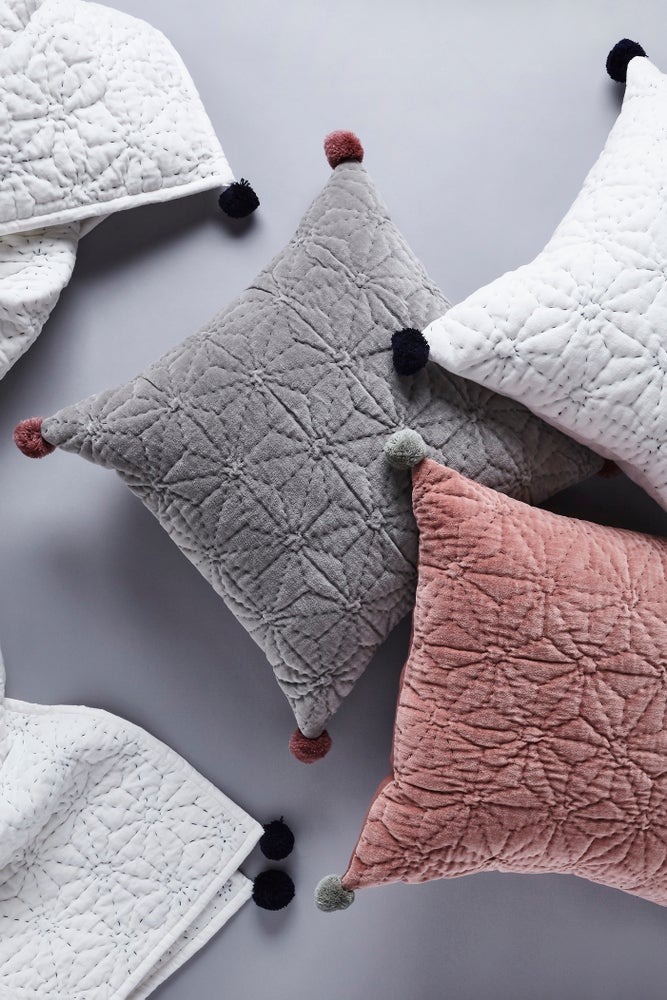 Image of T ä h t i cushion, grey