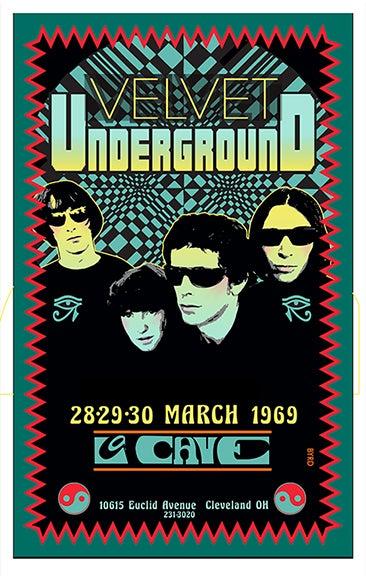 Image of VELVET UNDERGROUND 1969