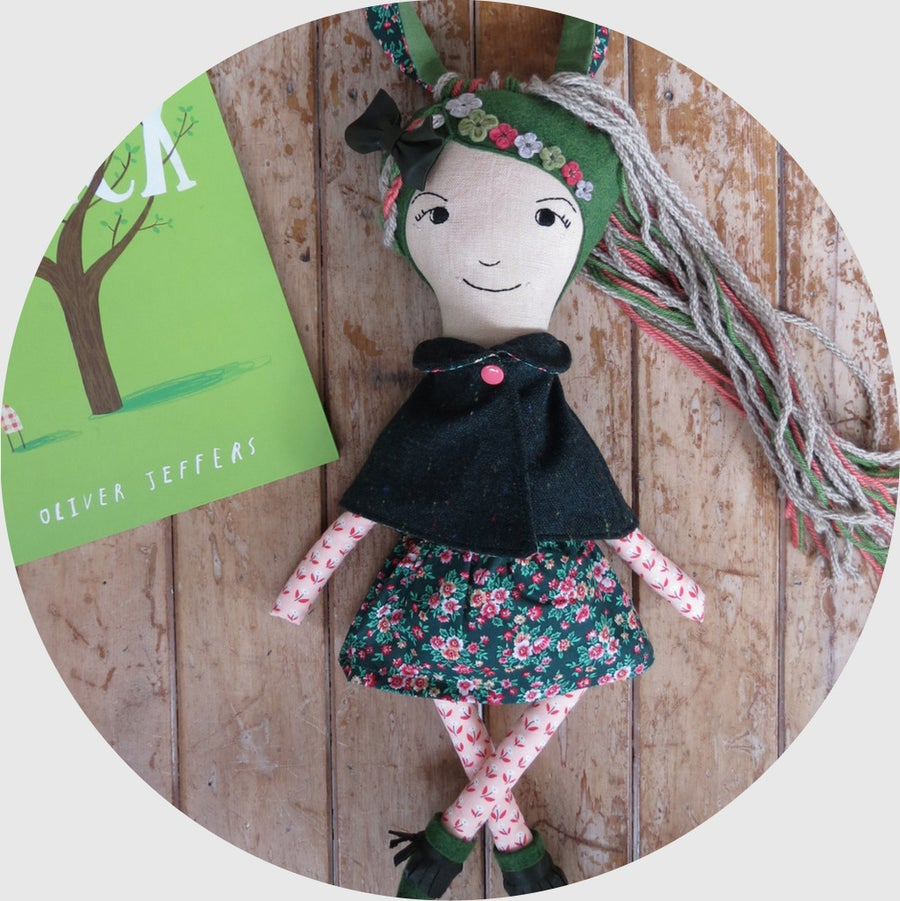 Image of Willow Doe - Fauna Doll