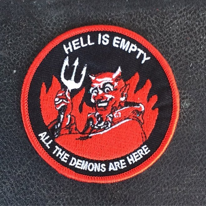 Image of HELL IS EMPTY - PATCH