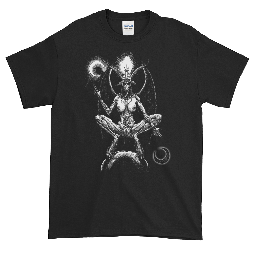 Image of Baphomet shirt
