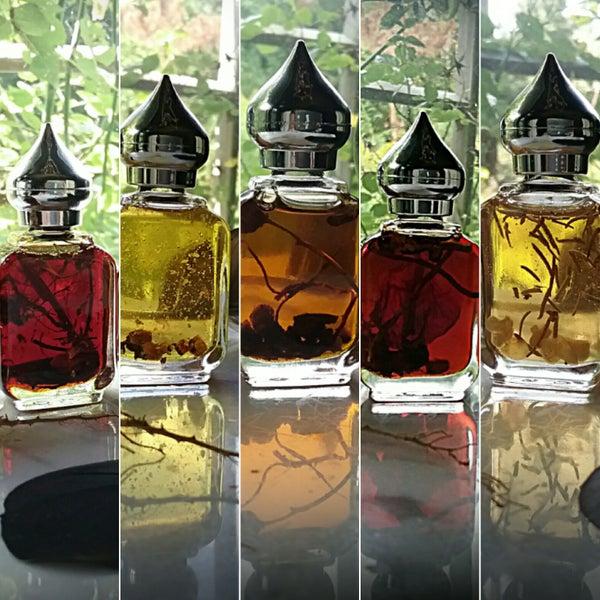 Image of Ritual Artisan Oils