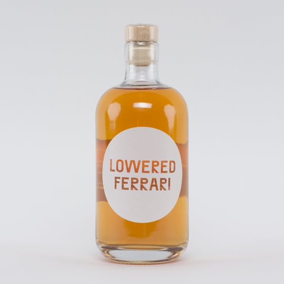Image of Lowered Ferrari