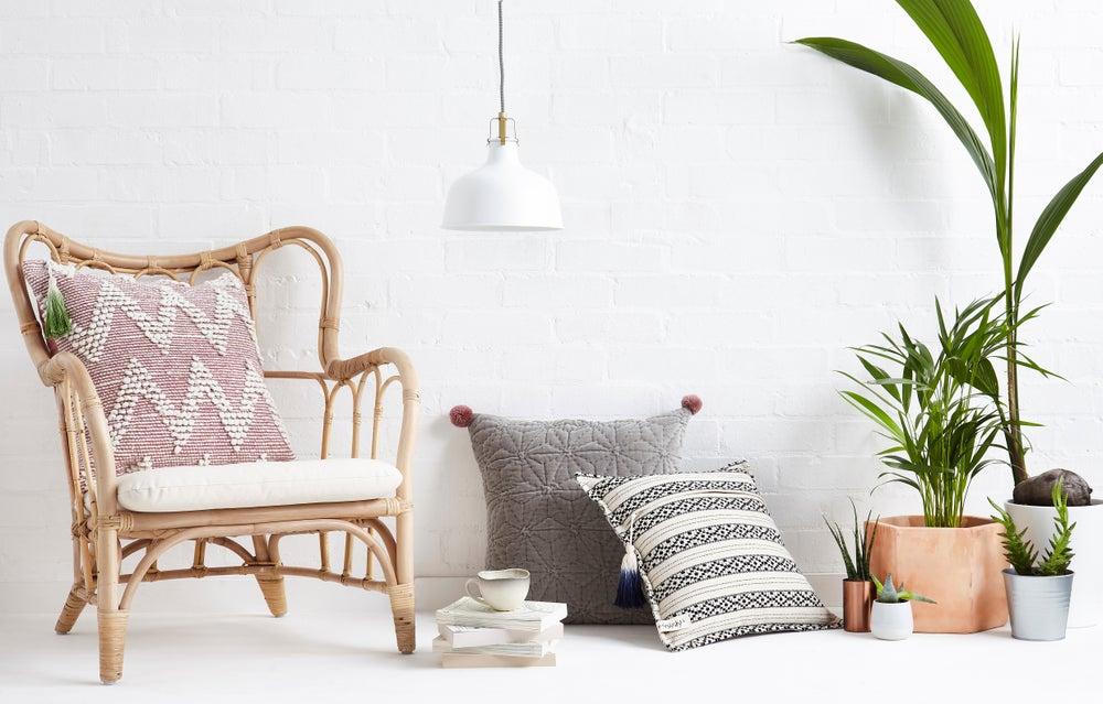 Image of Aalto cushion, pink