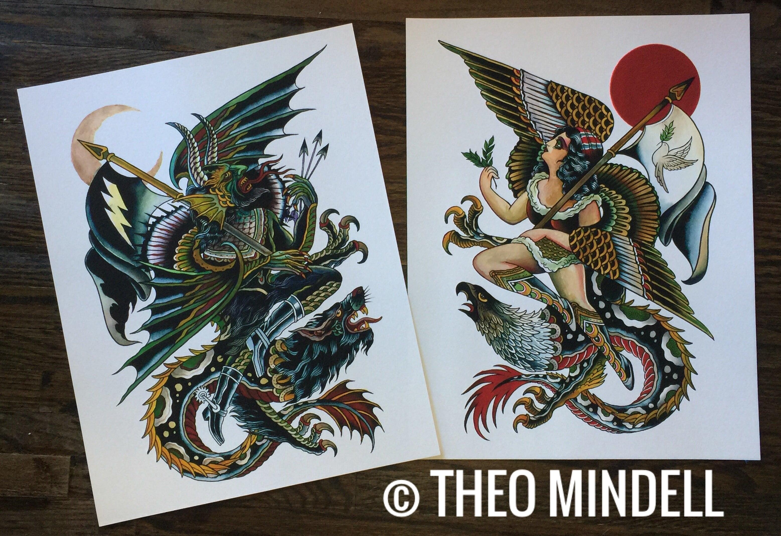 theo mindell prints