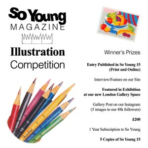 Image of So Young Illustration Competition Entry