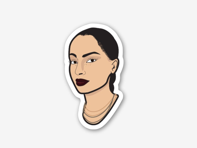 Image of Sade Sticker