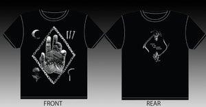 Image of Black Vice - Rituals of the Anti-Cosmic Doctrine T-Shirt